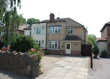 Thumbnail 4 bed semi-detached house for sale in South Street, Barrow Upon Soar, Leicestershire