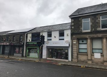 Thumbnail Commercial property for sale in 9-10 High Street, Treorchy, Cardiff