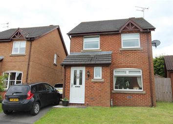 Thumbnail 3 bed detached house for sale in Woolley Close, Frodsham, Cheshire