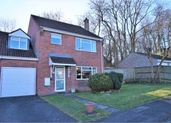 Thumbnail 4 bed detached house for sale in Sedgefield Road, Newbury