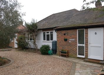 Thumbnail 4 bed detached bungalow for sale in Oak Avenue, Hampton