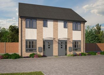 Thumbnail 2 bed semi-detached house for sale in Headings Drive, Bretton, Peterborough