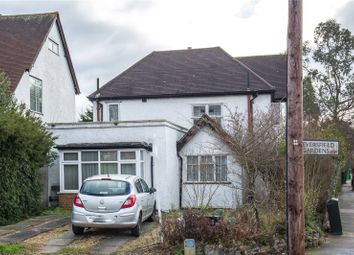 3 bed detached house for sale in Lyndhurst Avenue, Mill Hill, London NW7