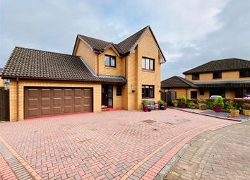 Thumbnail 4 bed detached house for sale in Mote Hill, Hamilton