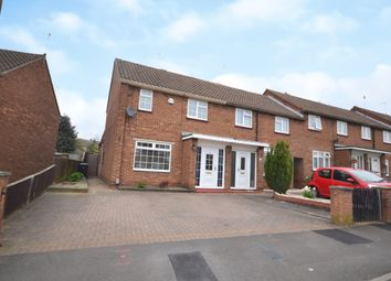 Thumbnail 2 bed end terrace house for sale in The Hoo, Old Harlow
