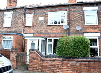 Thumbnail 2 bed terraced house for sale in Milton Street, Ilkeston, Derbyshire