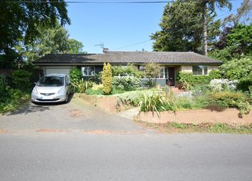 Thumbnail 2 bed detached bungalow for sale in Fitzgerald Road, Woodbridge