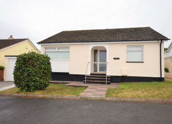 Thumbnail 3 bed detached bungalow for sale in Stretyn, Truro