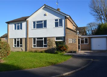 Thumbnail 4 bed detached house to rent in Wensley Close, Twyford, Berkshire