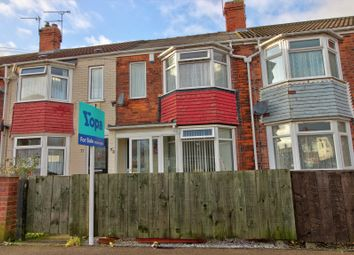 Thumbnail 2 bed terraced house for sale in Brendon Avenue, Hull