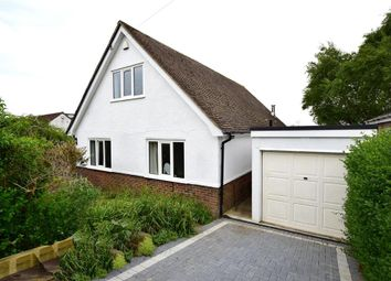 Thumbnail 4 bed detached bungalow for sale in Crescent Drive North, Woodingdean, Brighton, East Sussex