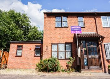Thumbnail 3 bed end terrace house for sale in St. Pauls Drive, Chatteris