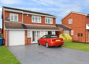 Thumbnail 4 bed detached house for sale in Littlecote, Tamworth