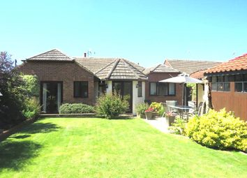 Thumbnail 3 bed detached bungalow for sale in Rose Lane, Melbourn, Royston