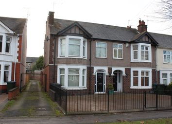 Thumbnail 3 bedroom end terrace house for sale in Allesley Old Road, Coventry