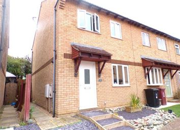 Thumbnail 3 bed end terrace house for sale in Martel Close, Northampton, Northamptonshire, Na