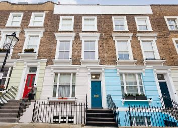 Thumbnail 1 bed flat for sale in Chalcot Road, London