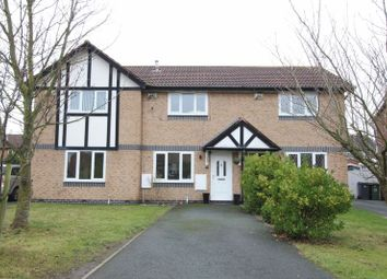 Thumbnail 2 bed terraced house for sale in Castleford Rise, Moreton, Wirral