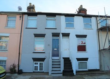 Thumbnail 4 bed terraced house for sale in Talbot Street, Harwich