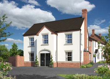 Thumbnail 4 bedroom end terrace house for sale in Plot 12, Kynaston Place, Birch Road, Ellesmere