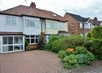 Thumbnail 3 bed semi-detached house for sale in Moorlands Avenue, Kenilworth