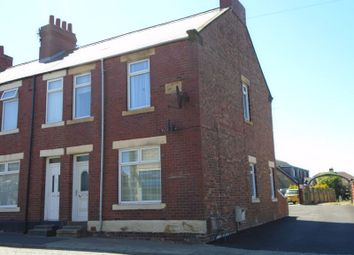 Thumbnail 3 bed terraced house to rent in Front Street, Guidepost, Choppington