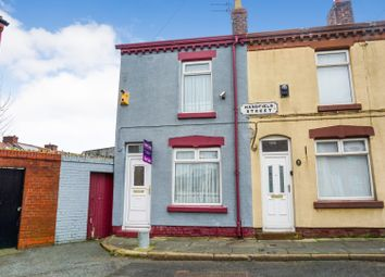 Thumbnail 2 bed end terrace house for sale in Handfield Street, Liverpool