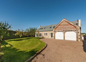 Thumbnail 5 bed detached house for sale in Bridleside, Town Farm, Great Whittington, Northumberland