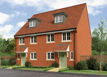 "Thumbnail 4 bedroom semi-detached house for sale in ""Auden"" at Gorsey Lane, Wythall, Birmingham"
