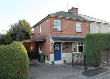 Thumbnail 3 bed semi-detached house for sale in Vigornia Avenue, Worcester