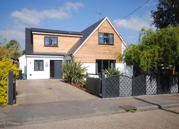 Thumbnail 4 bed detached house for sale in Chelmer Avenue, Little Waltham, Chelmsford