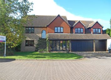 Thumbnail 5 bed detached house for sale in Stanbrook Way, Yielden, Bedford