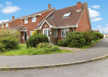 Thumbnail 3 bed semi-detached bungalow for sale in Cacklebury Close, Hailsham