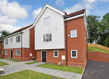 Thumbnail 4 bed detached house for sale in Rochester Road, Cucklestone Mews, Cuxton, Rochester, Kent