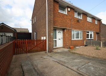 Thumbnail 3 bed semi-detached house for sale in Bentham Drive, Barnsley, South Yorkshire