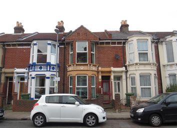 Thumbnail 4 bed terraced house for sale in Angerstein Road, Portsmouth