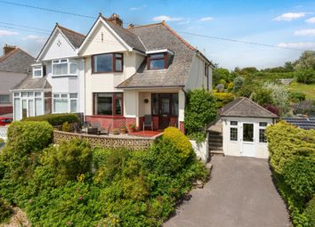 Thumbnail 4 bed semi-detached house for sale in Embankment Road, Kingsbridge