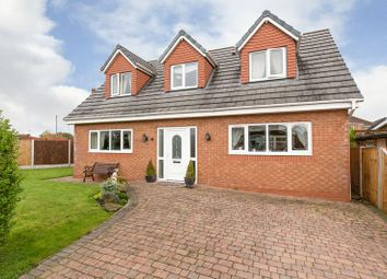 Thumbnail 2 bed detached bungalow for sale in Manor Road, Shevington, Wigan