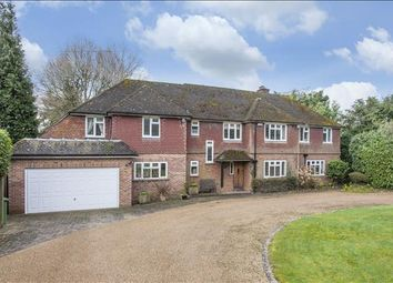Thumbnail 6 bed detached house for sale in Holmewood Ridge, Tunbridge Wells, Kent