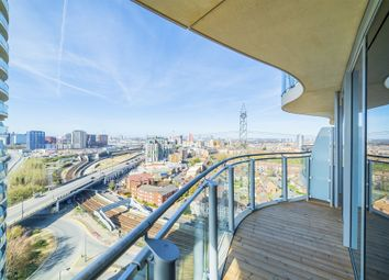 Thumbnail 1 bedroom flat to rent in East Tower, Hoola Building, 3 Tidal Basin Road, Royal Victoria, London