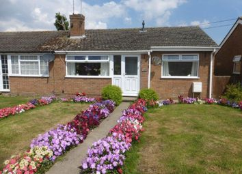 Thumbnail 2 bed semi-detached bungalow for sale in Lloyds Avenue, Kessingland, Lowestoft
