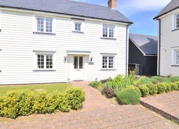 Thumbnail 3 bed semi-detached house for sale in Fyfield Grange, Willingale Road Ongar