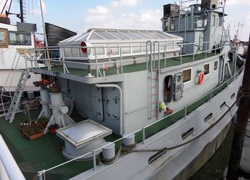 Thumbnail 4 bedroom houseboat for sale in Vicarage Lane, Port Werburgh, Hoo, Rochester