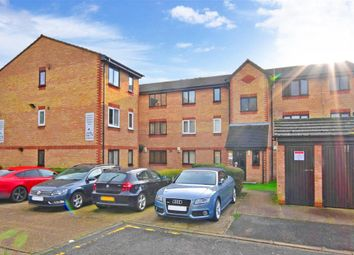 Thumbnail 1 bed flat for sale in Naunton Way, Hornchurch, Essex