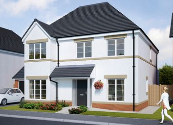 """Thumbnail 4 bed detached house for sale in """"The Tetbury"""" at Browney Lane, Browney, Durham"""