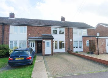 Thumbnail 2 bed terraced house to rent in Garden Walk, Royston, Hertfordshire