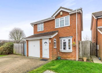 Thumbnail 3 bed detached house for sale in Lyle Court, Maidstone