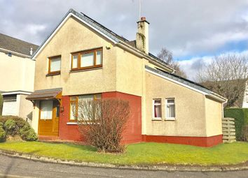 Thumbnail 4 bed property for sale in Larkfield Road, Lenzie, Glasgow