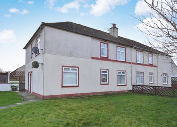 Thumbnail 3 bed flat for sale in Lundholm Road, Stevenston