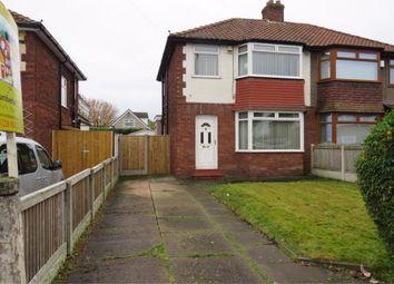 Thumbnail 3 bed semi-detached house for sale in Orton Road, Carlisle, Cumbria